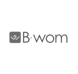 B-wom logo
