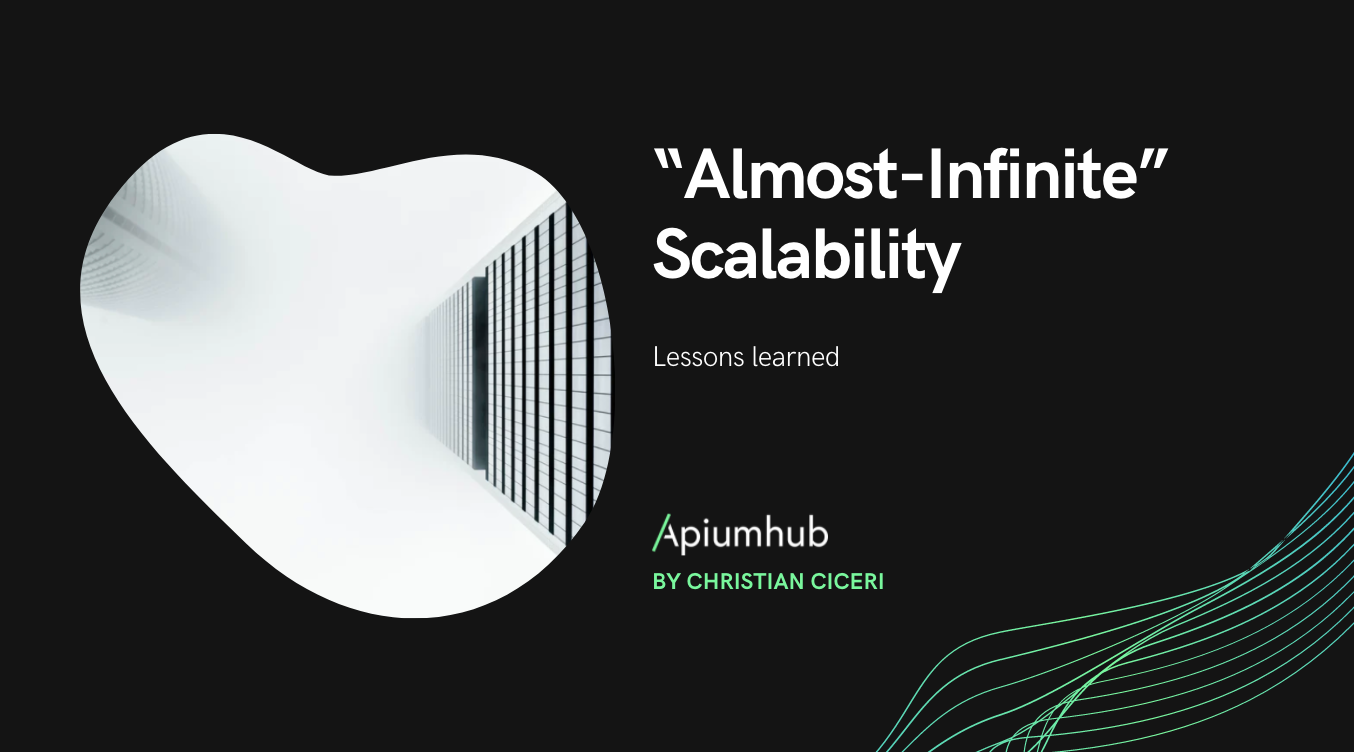 """Almost-Infinite"" Scalability"