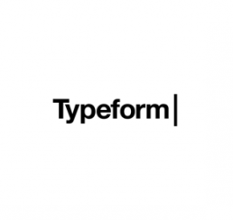 typeform logo - software development company