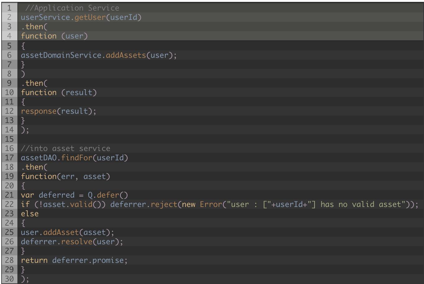 javascript callback