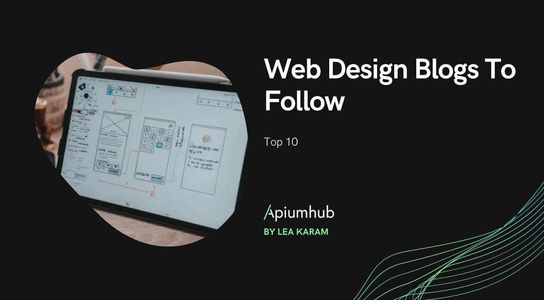 Web Design Blogs To Follow