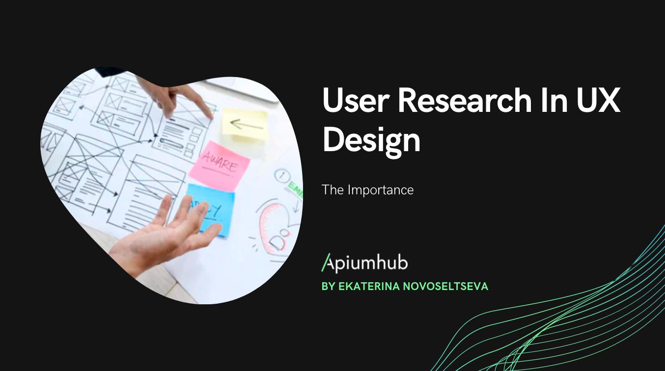 User Research In UX Design