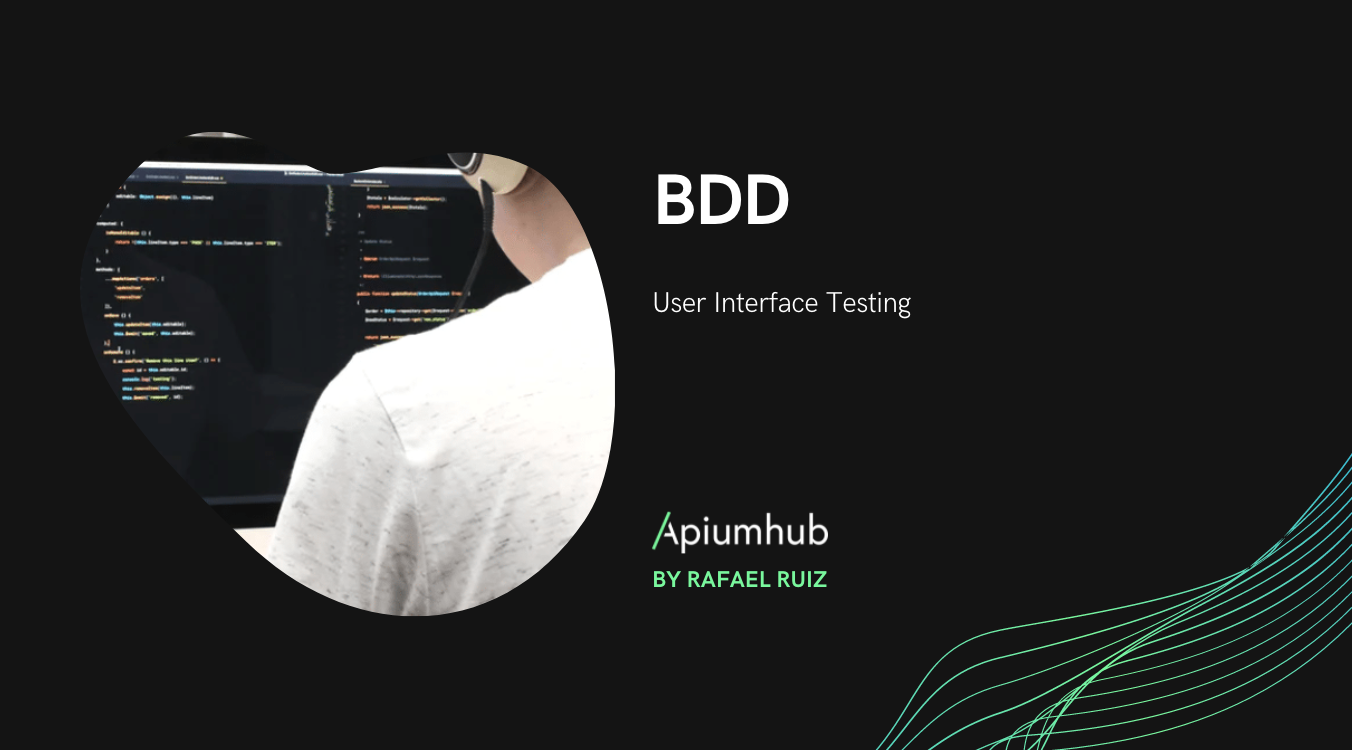 BDD: User Interface Testing