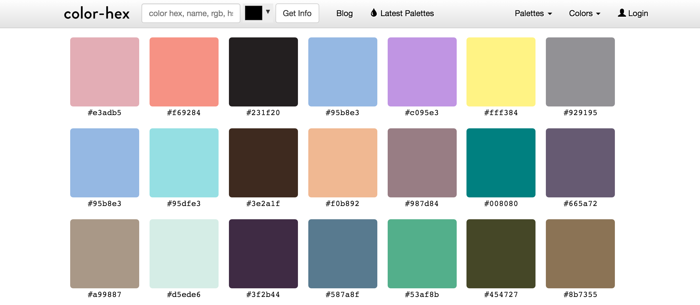 Color Palettes 13 Useful Tools That Will Help You Create Color