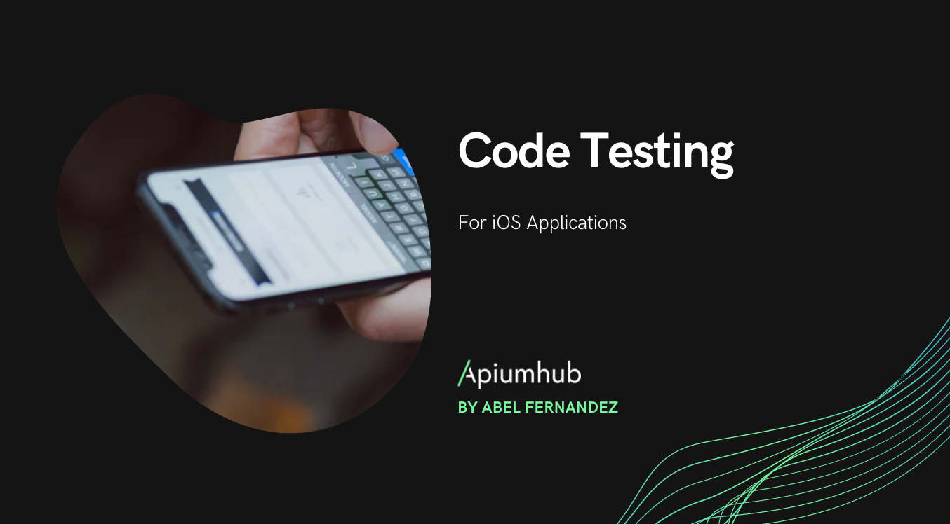 Code Testing For IOS Applications