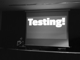 Code testing for iOS