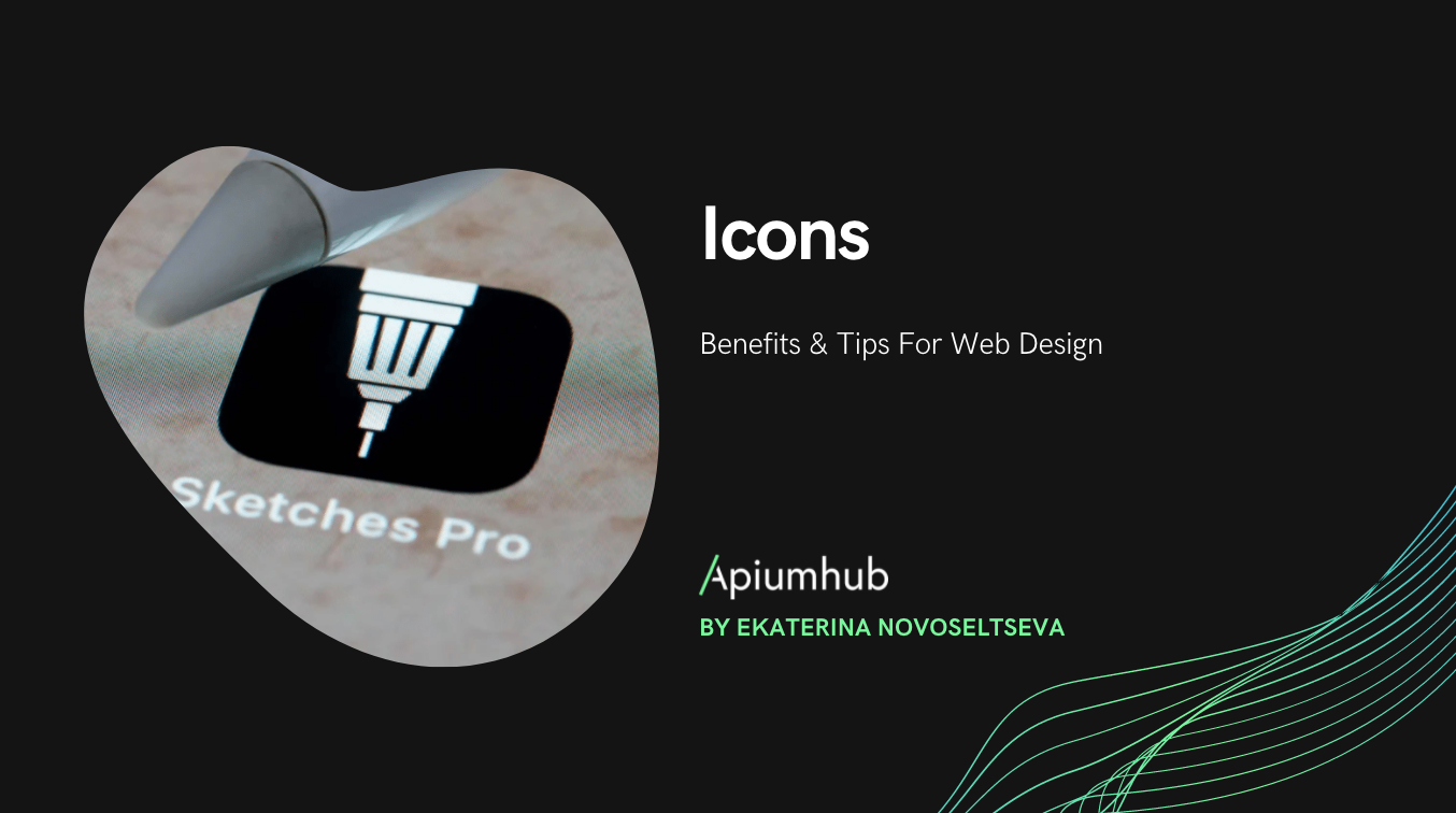 Icons: Benefits & Tips For Web Design