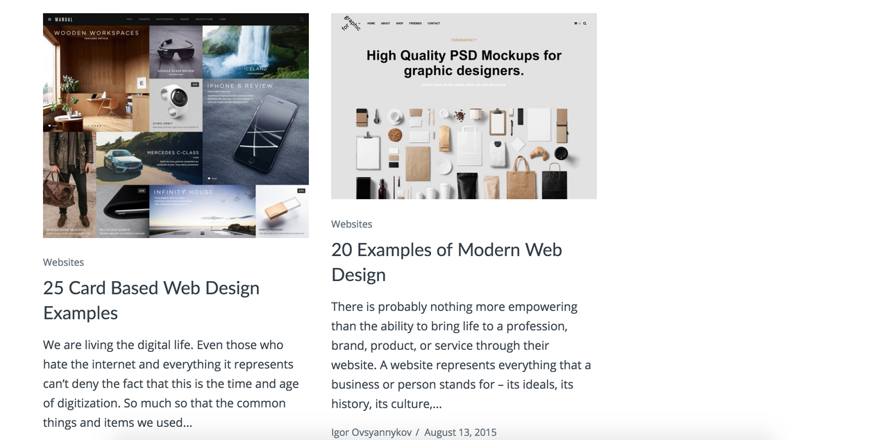 UX design inspiration resources