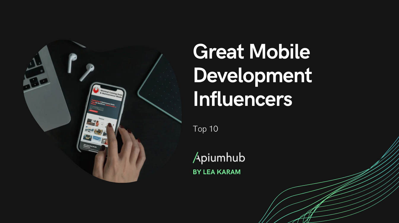 Great Mobile Development Influencers