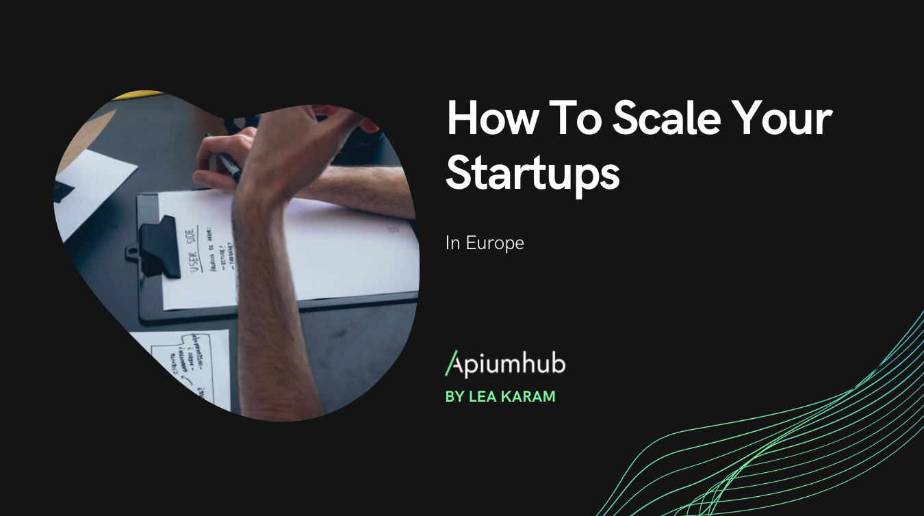 How To Scale Your Startups