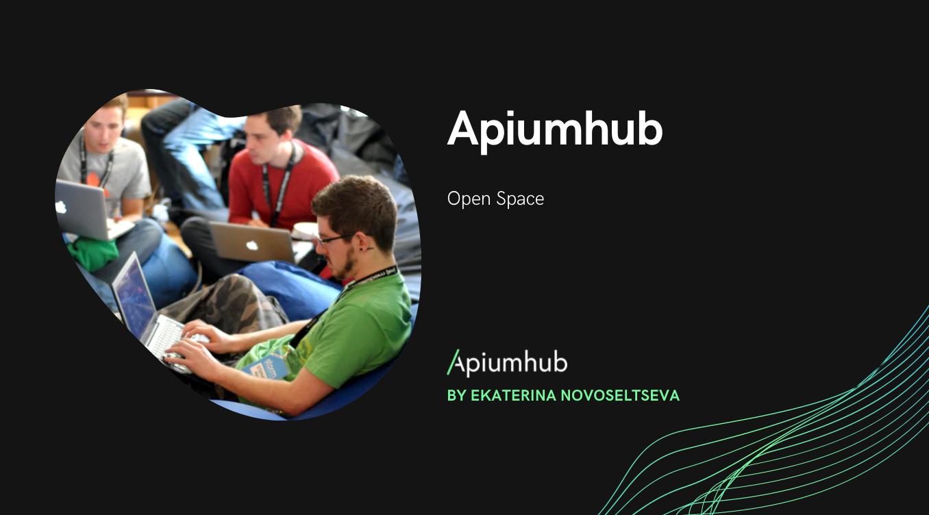 apiumhub open space