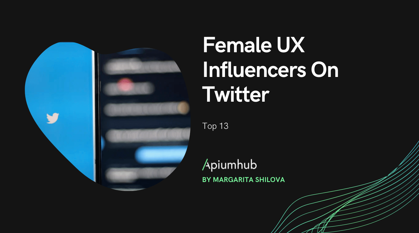 Female UX Influencers On Twitter