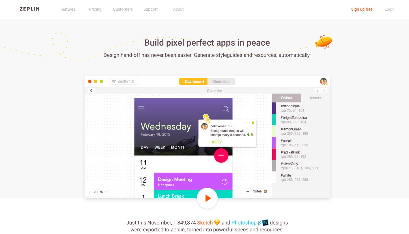 ux design tools - Ui Designer Tools