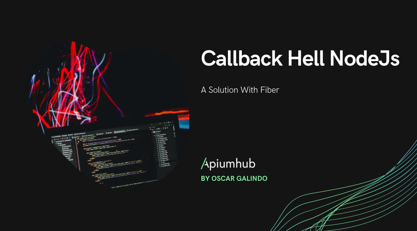 Callback Hell NodeJs