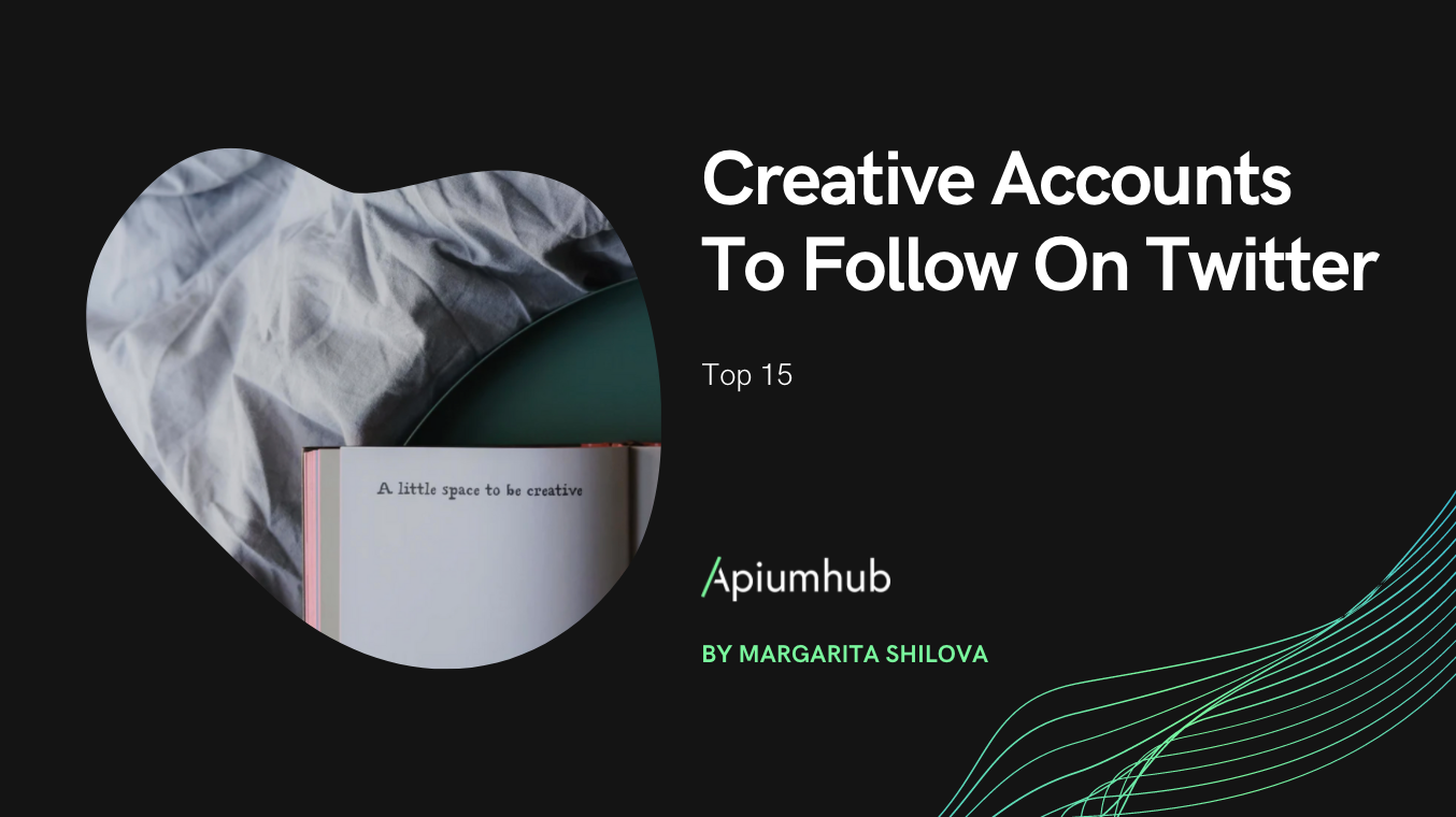 Creative Accounts To Follow On Twitter