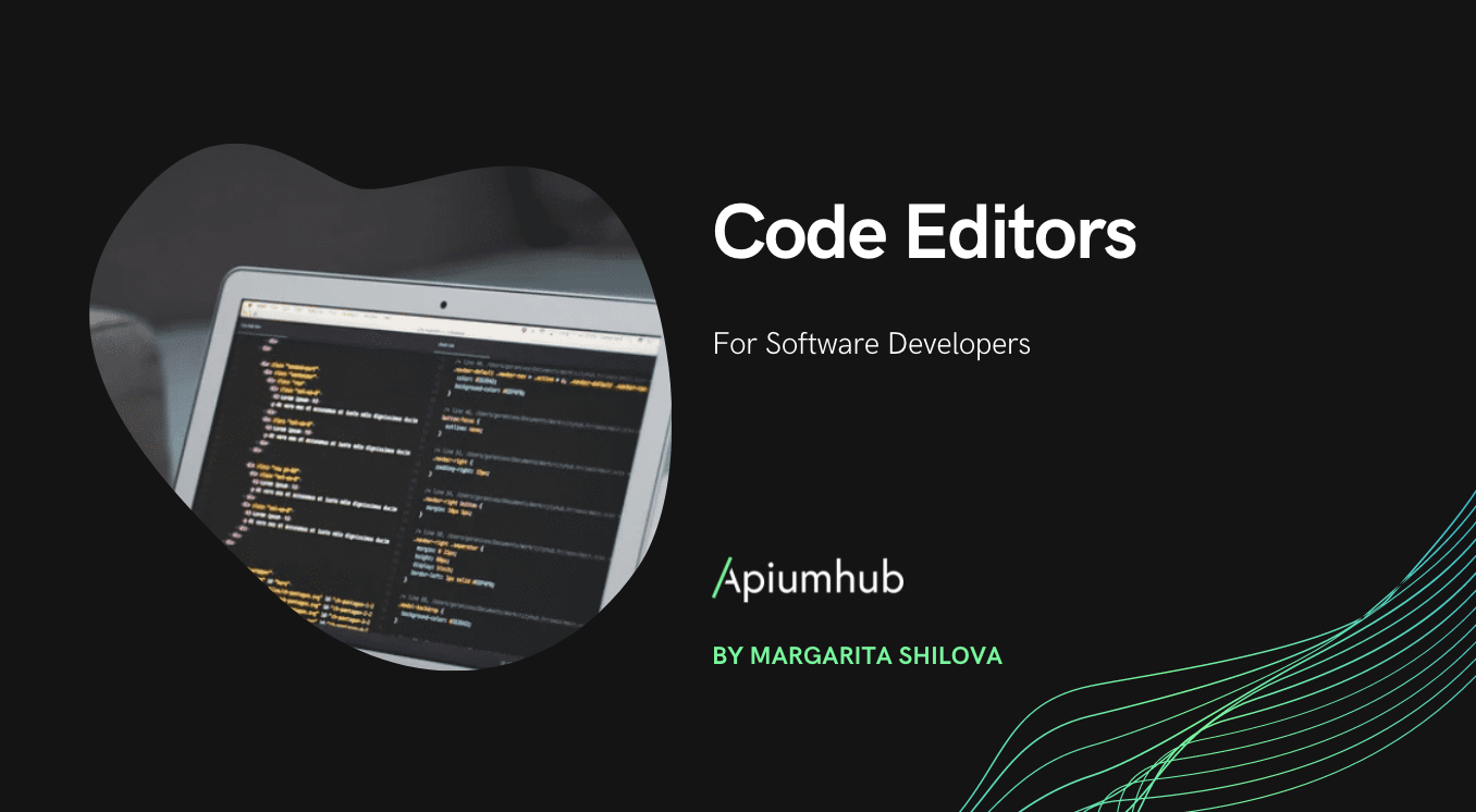 Code Editors For Software Developers