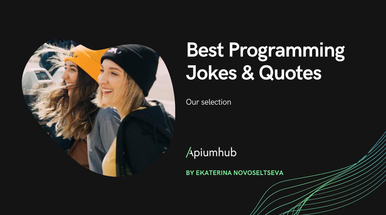 Best Programming Jokes & Quotes