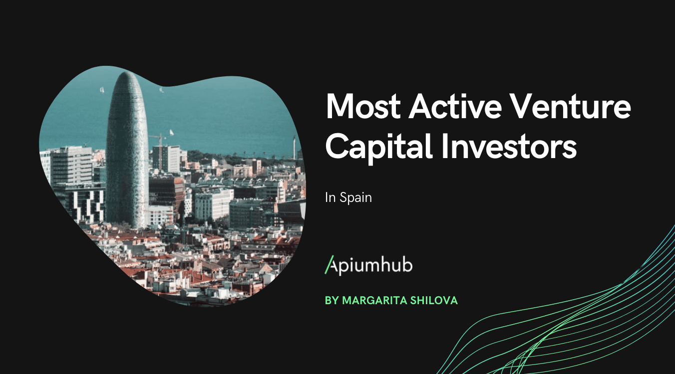 Most Active Venture Capital Investors