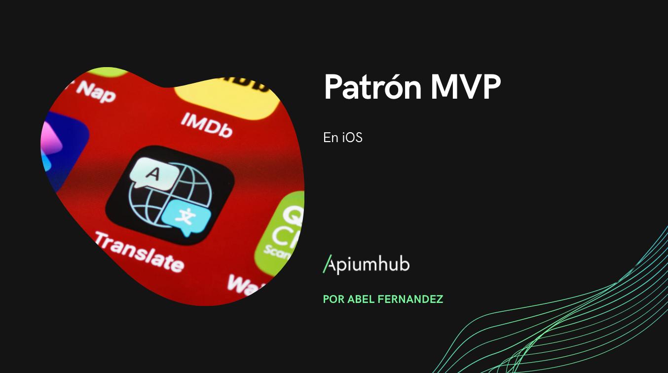 Patrón MVP