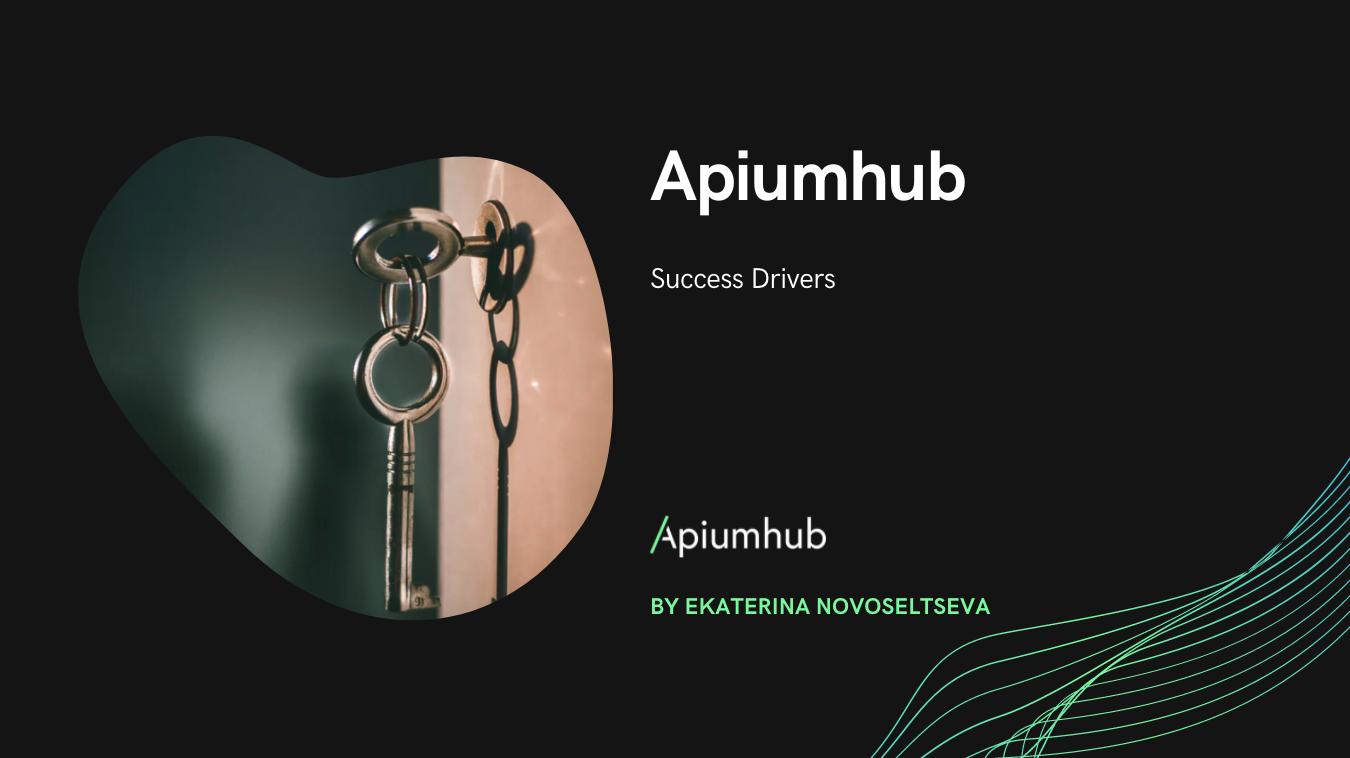 Success Drivers apiumhub