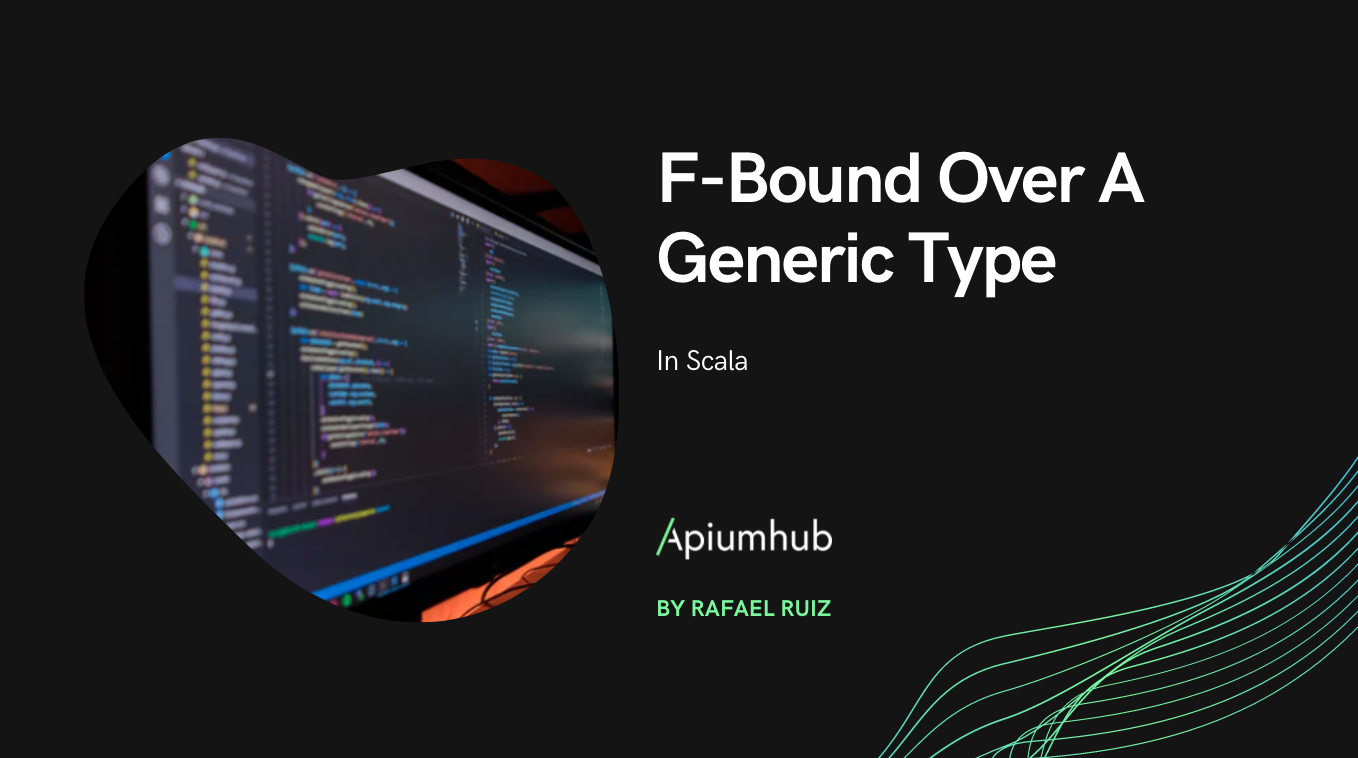 F-Bound Over A Generic Type