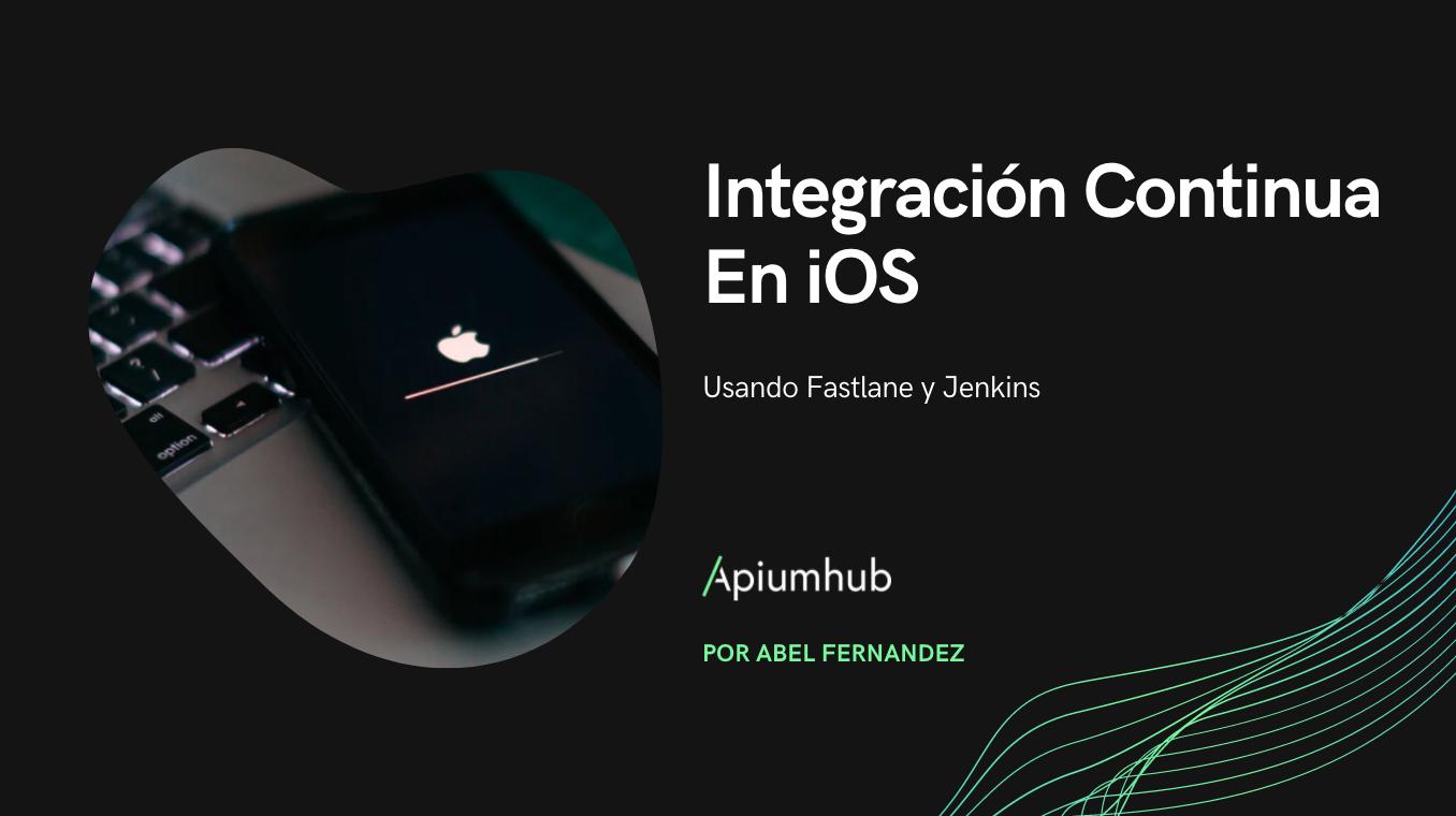 Integración Continua En iOS