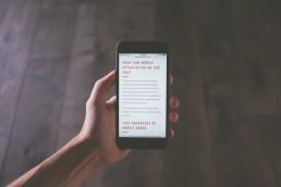 Tendencias en aplicaciones móviles