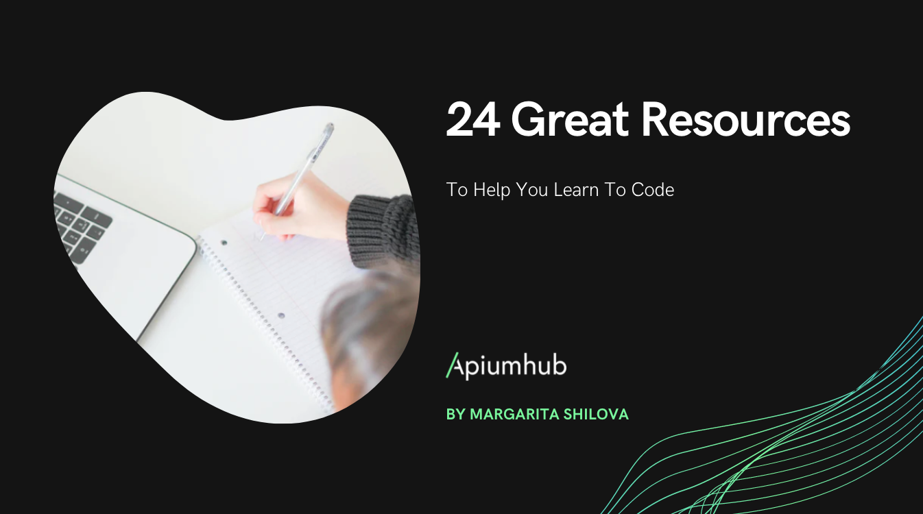 To Help You Learn To Code