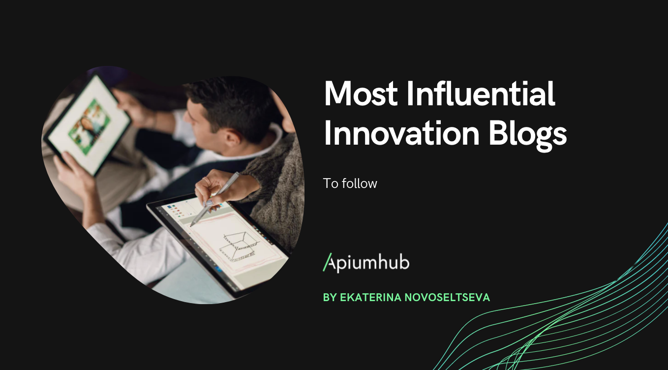 Most Influential Innovation Blogs