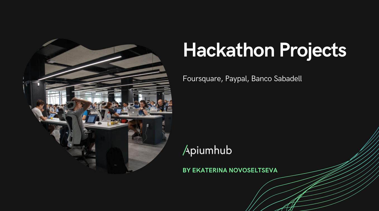 Hackathon Projects