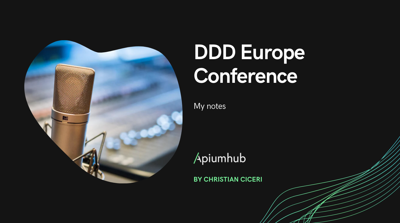 DDD Europe Conference