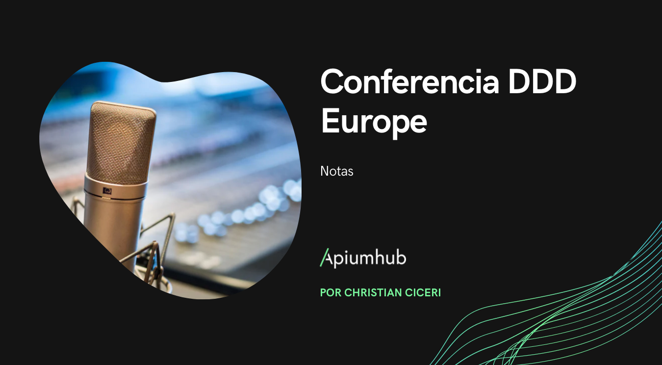 Conferencia DDD Europe