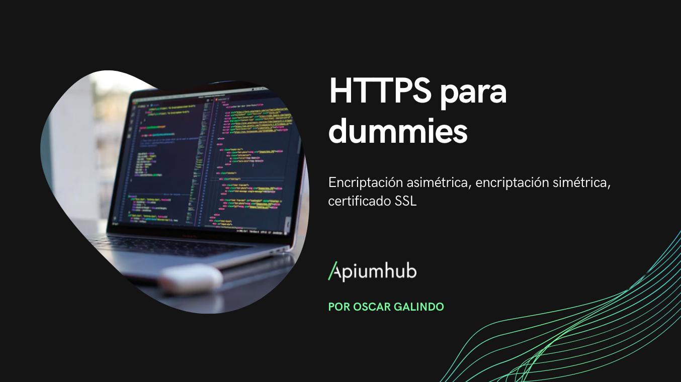 HTTPS para dummies
