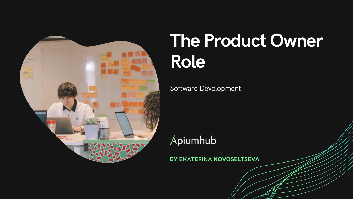 The Product Owner Role