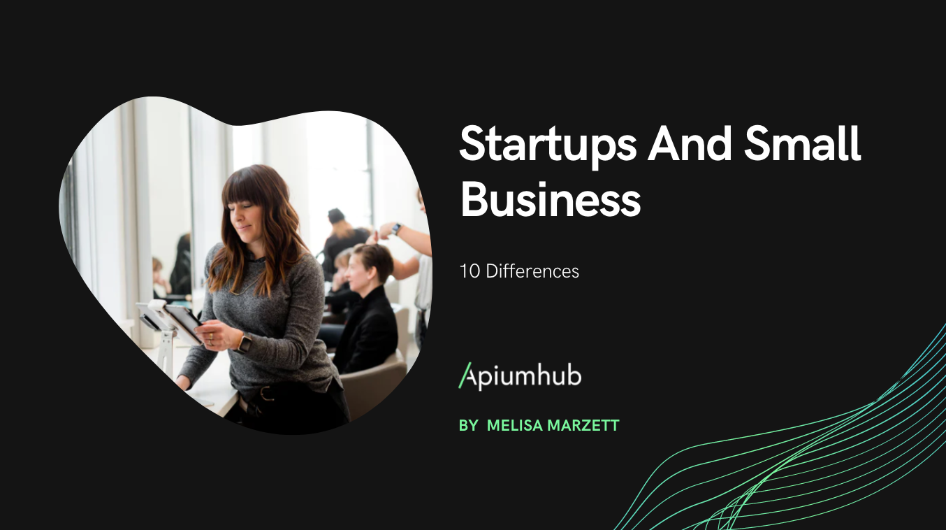 Startups And Small Business