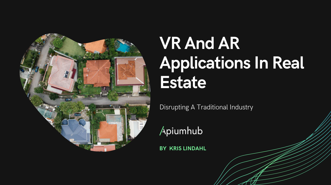 VR And AR Applications In Real Estate