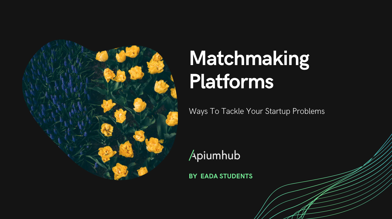 Matchmaking Platforms