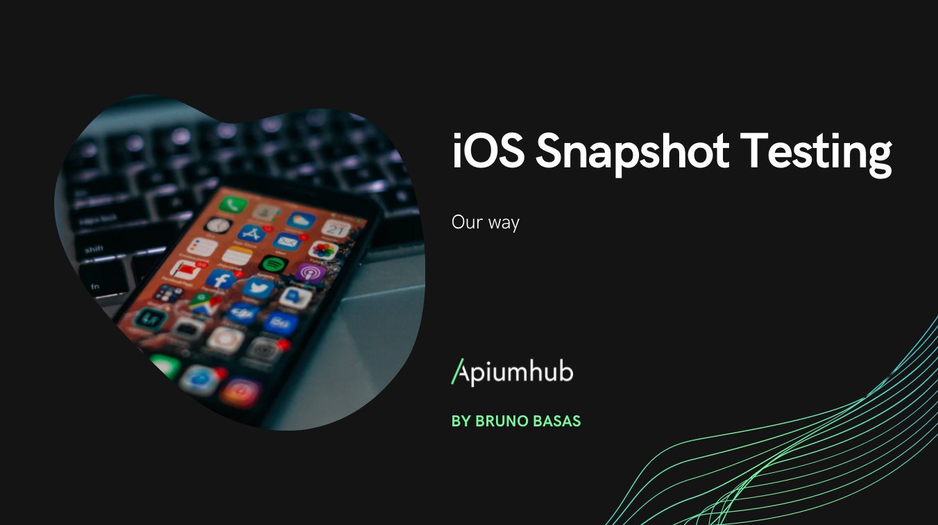 iOS Snapshot Testing