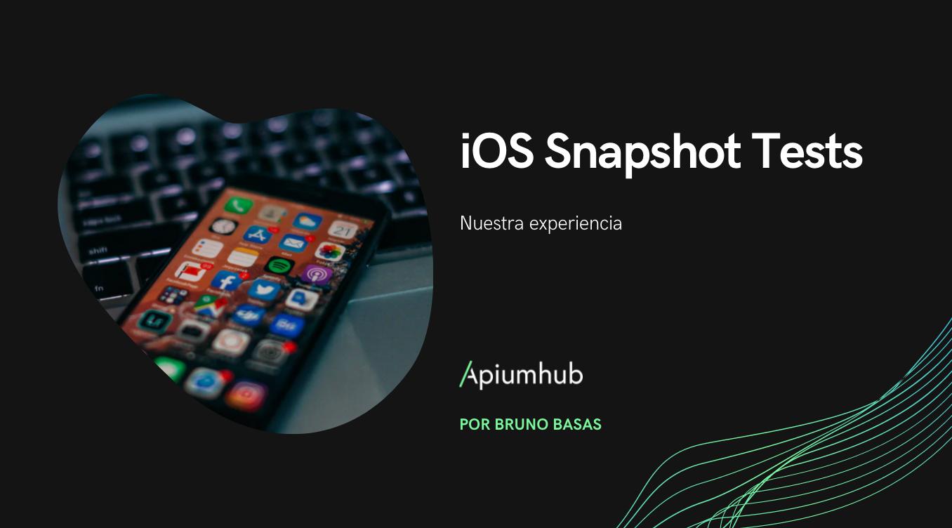 iOS Snapshot Tests