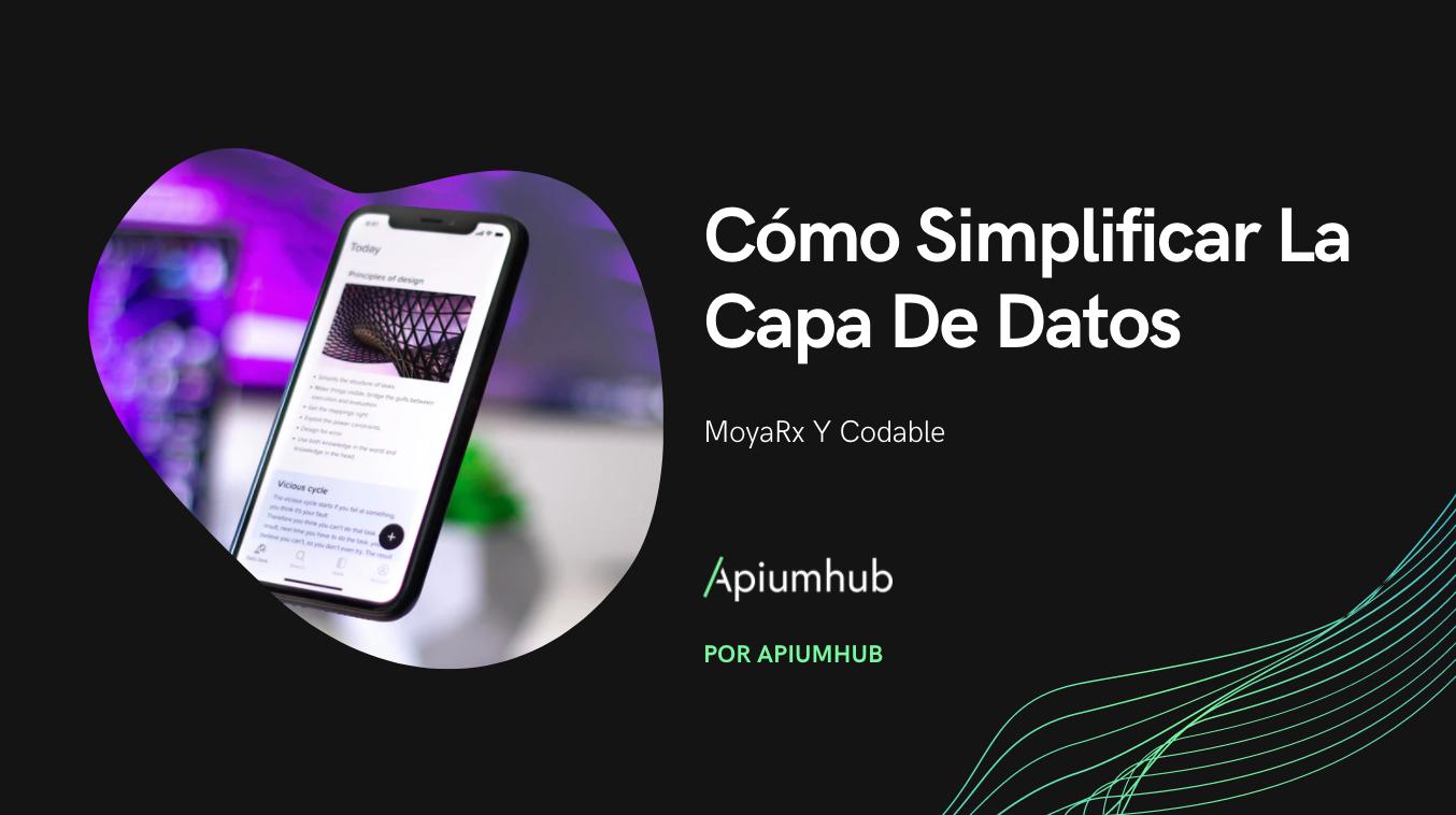 Cómo Simplificar La Capa De Datos