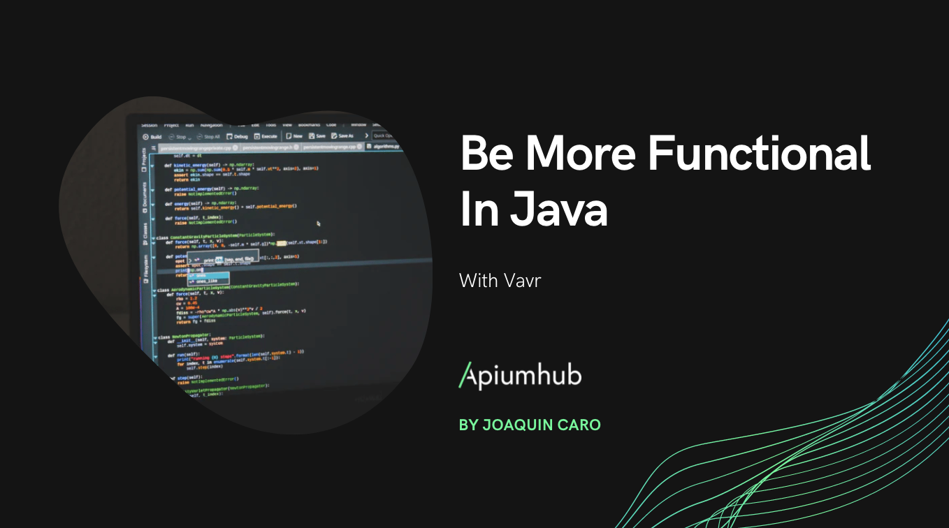 Be More Functional In Java