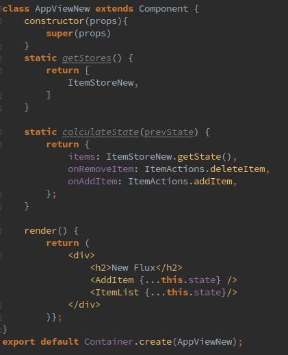 new flux code