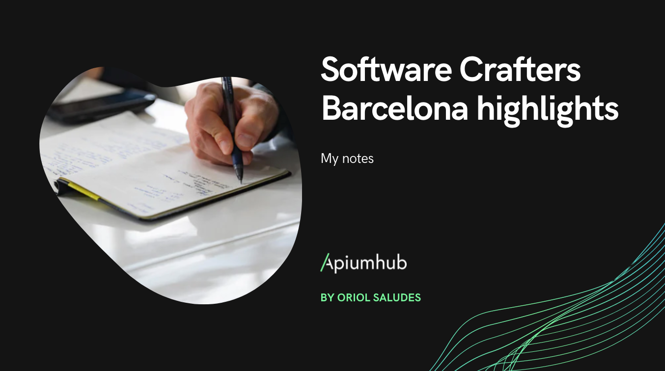 Software Crafters Barcelona highlights - part 2