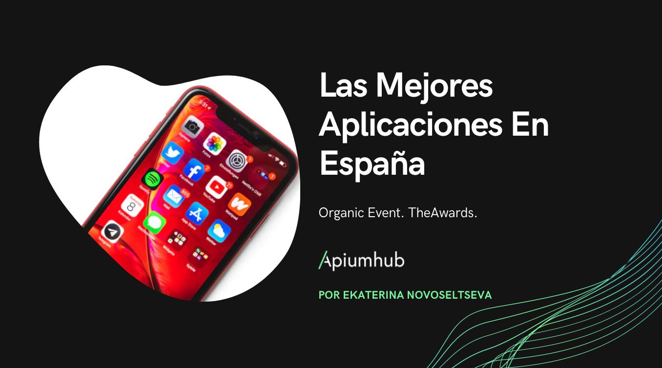 TheAwards18: Las mejores aplicaciones en España
