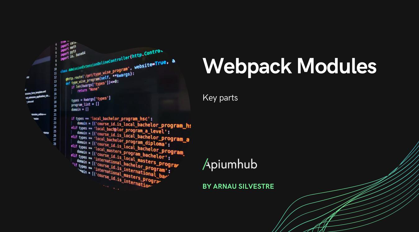 Webpack Modules