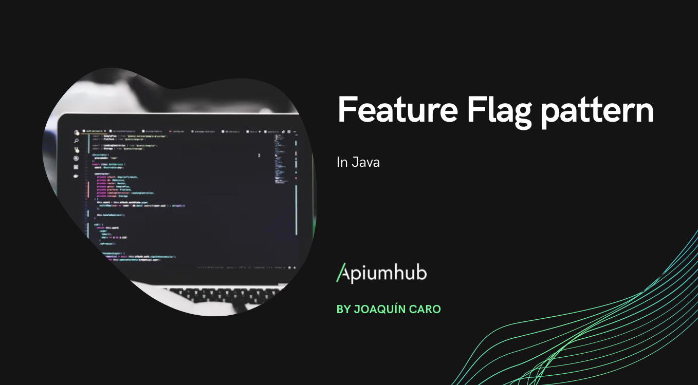 Feature Flag pattern in java