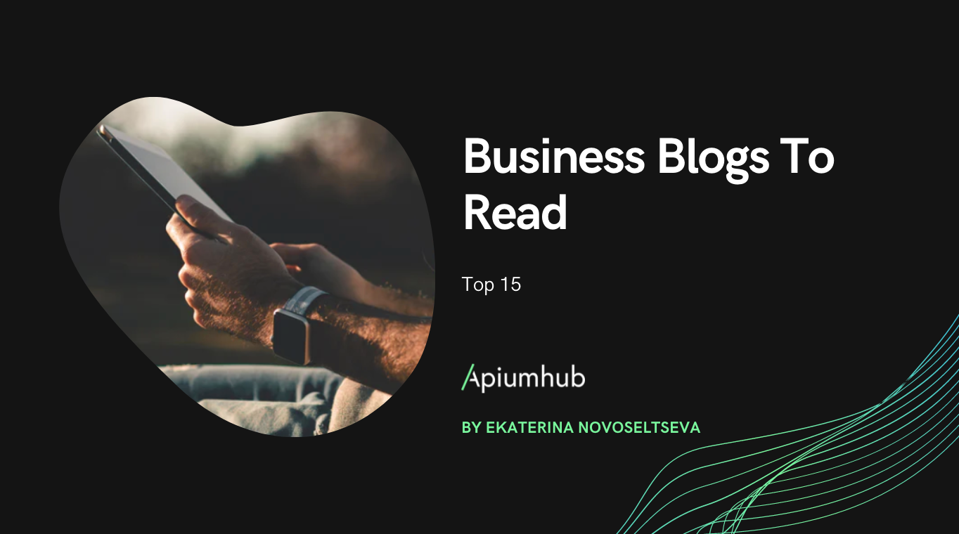 Top 15 business blogs to read