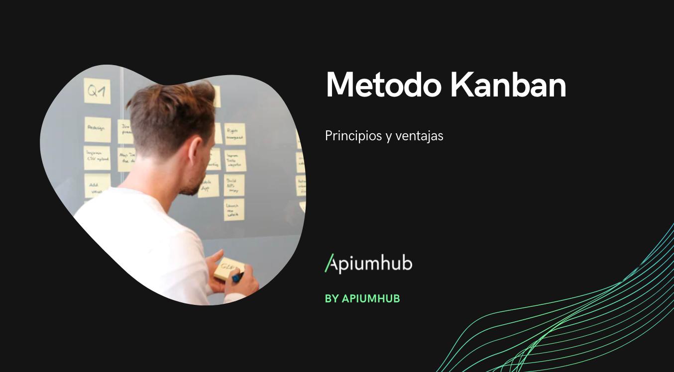 Método Kanban: principios y ventajas