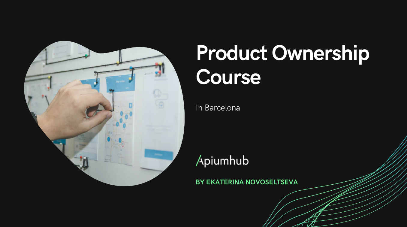 Product Ownership Course in Barcelona
