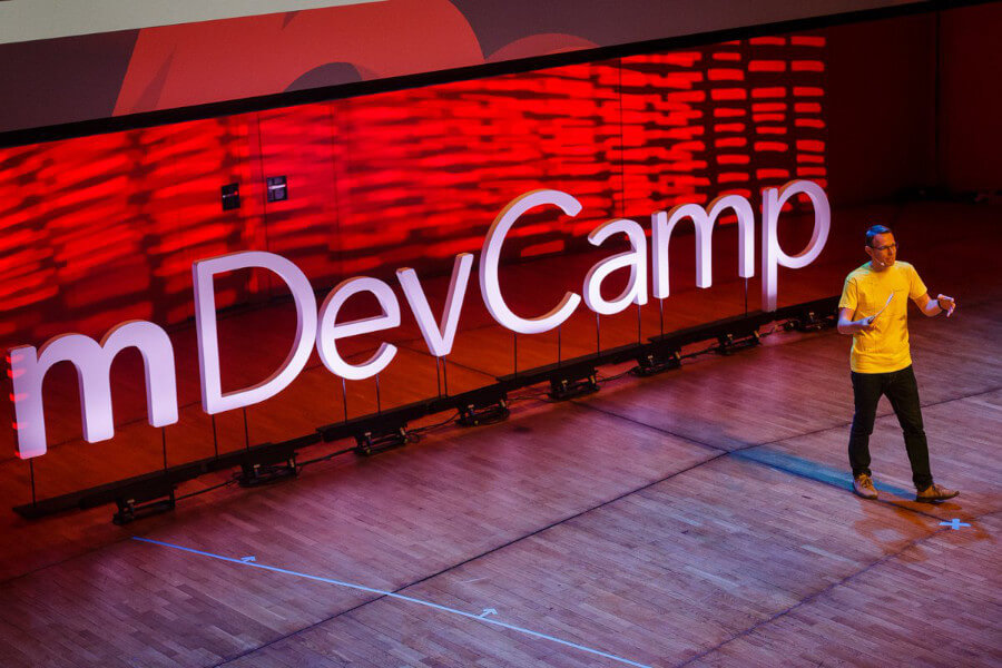 presentation mDevCamp